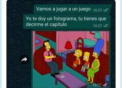 Enlace a La de Marge se hace poli es imposible si no tienes el episodio fresco, no me jodas, por @tropozoo