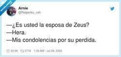 Enlace a Es que Zeus era muy golfo. Deméter donde no tocaba, por @Neperku_rah