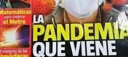 Enlace a Así avisó la revista 'Muy Interesante' sobre una futura pandemia...¡en 2014!, por @klembute