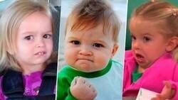Enlace a Llevas años usando memes con sus caras: así son a día de hoy los niños más famosos de Internet