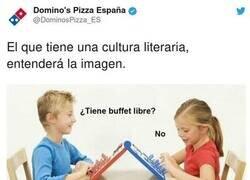 Enlace a Domino's pizza recuerda el beef que le tiró a Telepizza con un meme fail y le vuelve a salir fatal la jugada