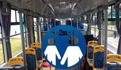 Enlace a Una empresa de autobuses indigna a todo el mundo por hacer negocio con la distancia de seguridad entre las personas