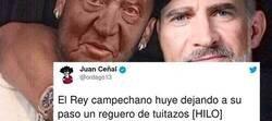 Enlace a El hilo definitivo que recopila los mejores comentarios que se han hecho sobre la fuga de Juan Carlos I