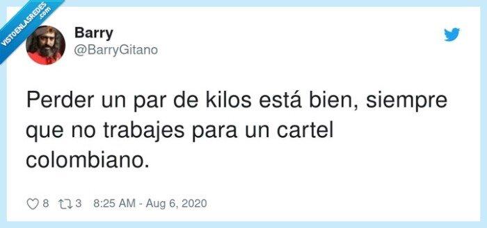 cartel,colombiano,kilos,verano