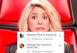 Enlace a La matización viral de Shakira en un post de Instagram que tenía fácil malainterpretación sexual