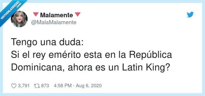 dominicana,emérito,king,latin,república
