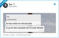 Enlace a Cuando te emparanoias a niveles extremos, por @EvaR001