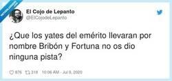 Enlace a Alguna pistilla había dejado caer el tío, por @ElCojodeLepanto