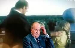 Enlace a Sale a la luz un vídeo de hace años de Juan Carlos I diciendo que se va 'a trabajar' y la respuesta de sus hijos está generando un cachondeo absoluto en Twitter
