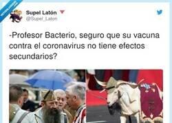 Enlace a Confianza ciega en el señor Bacterio , por @Supel_Laton