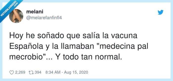 española,mecrobio,medecina,vacuna