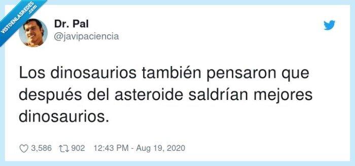 asteroide,dinosaurios,mejores