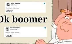 Enlace a El hilo que sirve como diccionario para boomers y para todos tus amigos que se pierden con los anglicismos, por @BunHasta