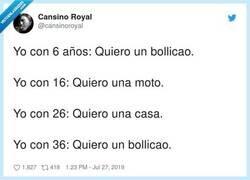Enlace a El tiempo siempre nos pone en nuestro lugar, por @cansinoroyal