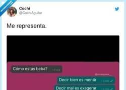 Enlace a Jamás vi una respuesta más sincera a una pregunta tan tópica, por @CochiAguilar