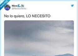Enlace a Por favor, quiero esto, por @Nicosurferito
