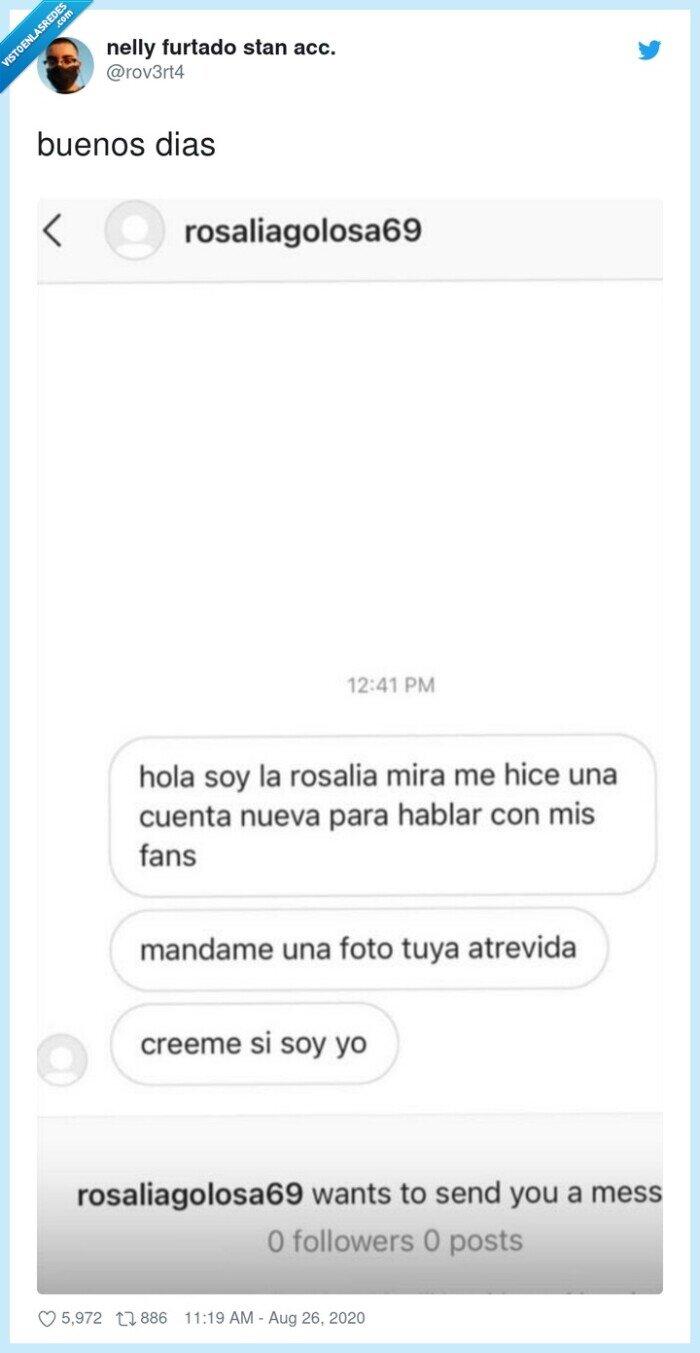 cuenta,fans,rosalía,triple