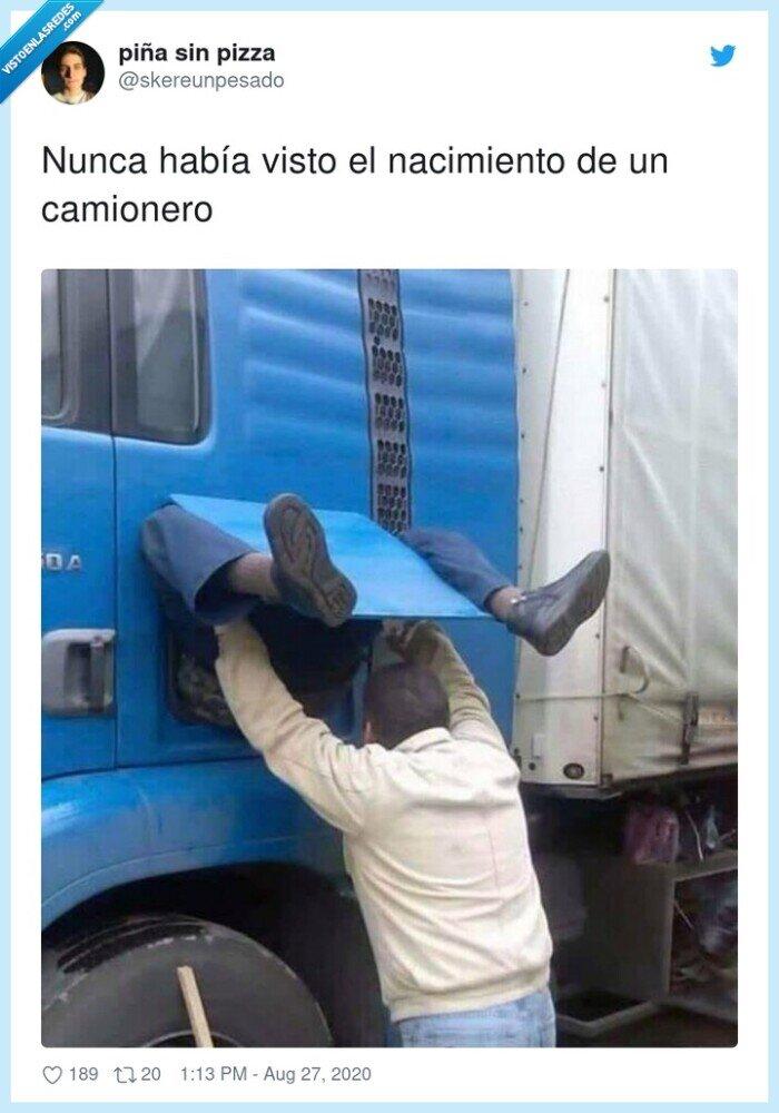 camionero,nacimiento