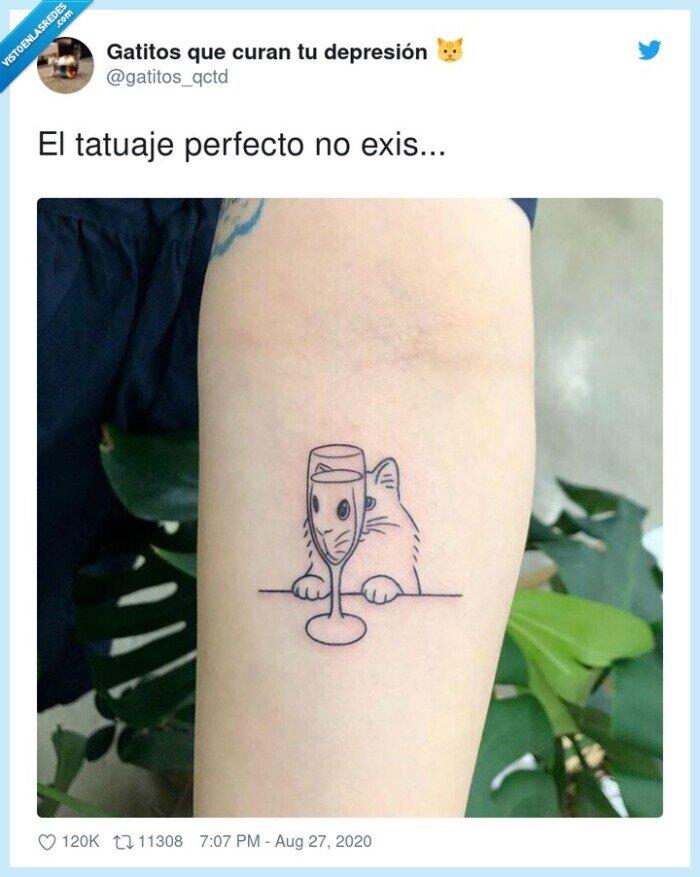 copa,existe,gato,perfecto,tatuaje