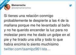 Enlace a En una relación suele pasar más esto que lo que dice la amiga Tamara, por @esdemamarrachos