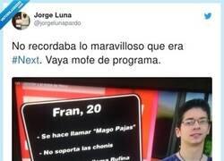 Enlace a El mejor programa que ha existido, por @jorgelunapardo