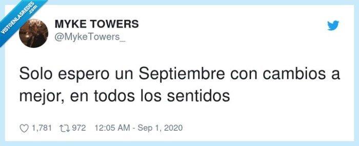 cambios,mejor,sentidos,septiembre