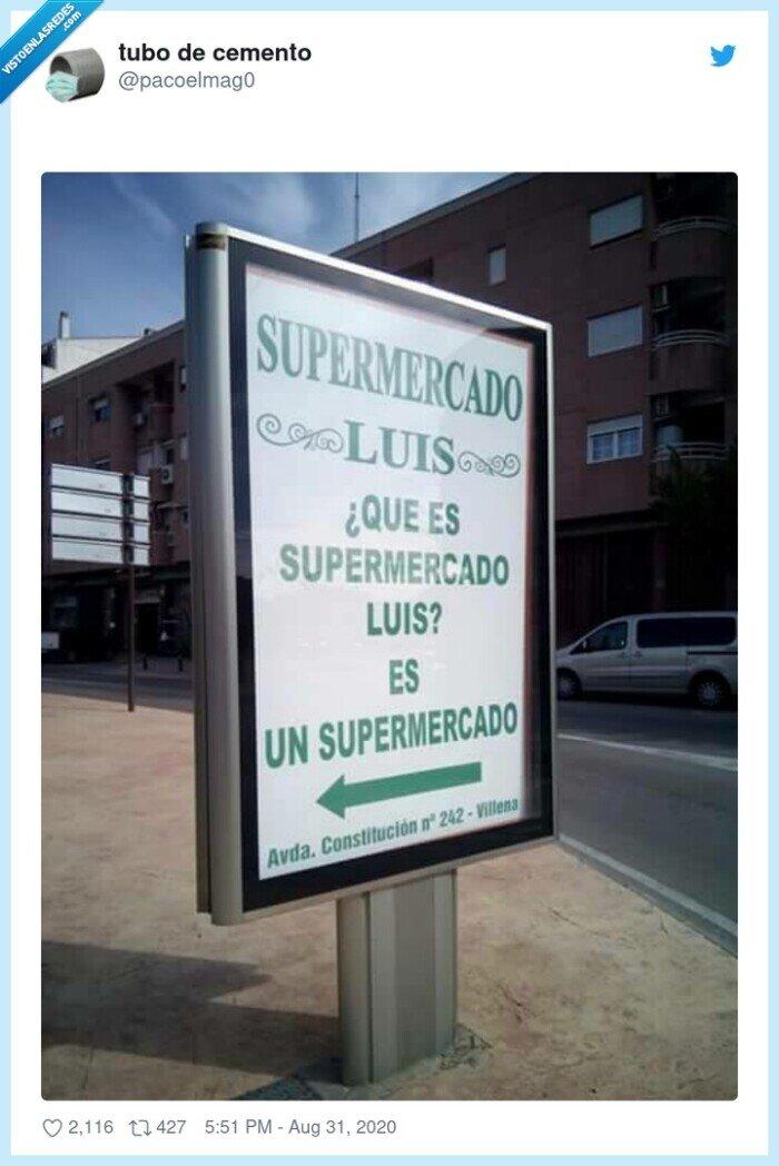 luis,supermercado