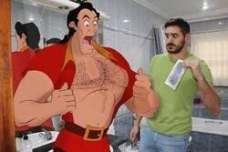 Enlace a Este chaval lo está petando en Instagram demostrando su extraordinario dominio del Photoshop con personajes Disney, por @samuel1991