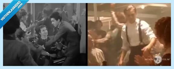 679240 - Esto te puede doler: una tuitera nos enseña que Titanic es un plagio de otra de película de 1958 con escenas 100% idénticas  , por @CamilaBurman
