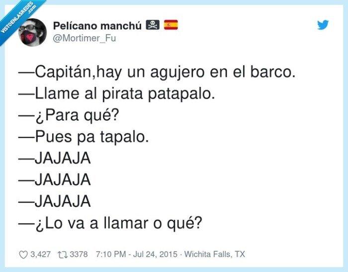 agujero,capitán,jajaja,patapalo,pirata,tapalo