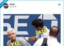 Enlace a El 2020 es Novak, por @_perdi