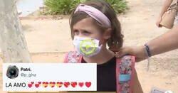 Enlace a Esta niña demuestra más sensatez con sus declaraciones de vuelta al cole que el 90% de la población adulta