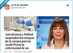 Enlace a La relación entre la vacuna de Oxford y Ana Rosa Quintana, por @LaRessecreto
