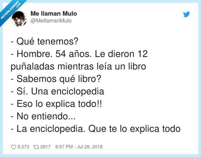 683239 - La enciclopedia, por @MellamanMulo