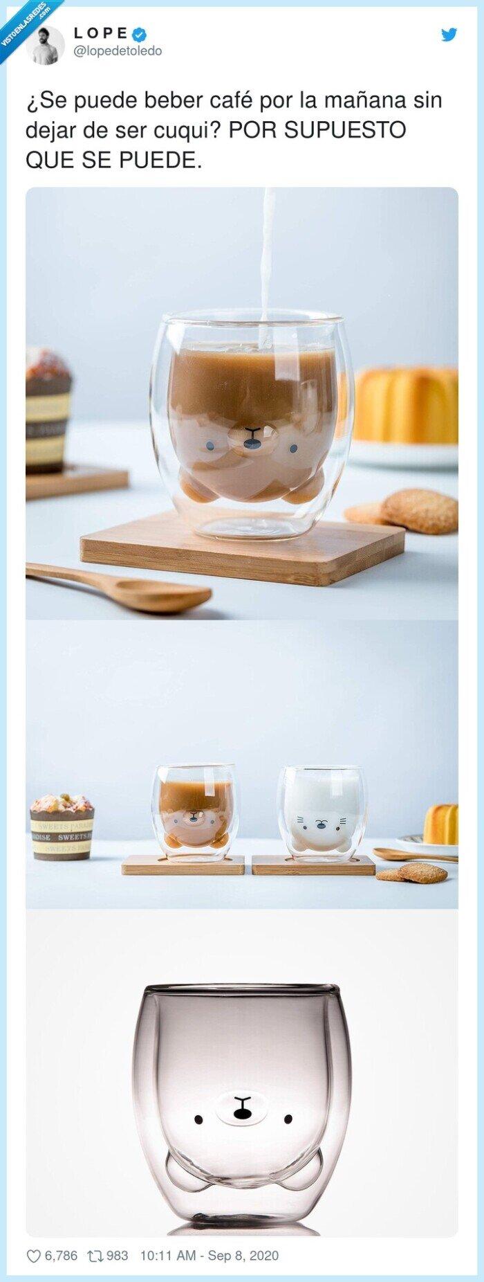 cafe,forma,osito,oso,taza