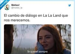 Enlace a La La Land en la vuelta al cole , por @maties_tp
