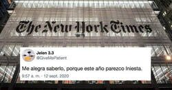 Enlace a El New York Times dice que los españoles no son blancos y las redes explotan con la teoría