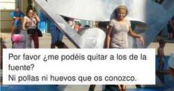 Enlace a Esta chica pide que le quiten a la gente de su alrededor y puedes imaginar lo que acaba pasando, por @cubanmood