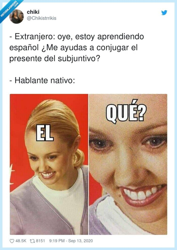 aprender,conjugar,español,extranjero,lenguas,subjuntivo