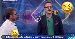 Enlace a La p*ta ama: Cuelga la llamada de El hormiguero y rechaza los 6.000 euros:
