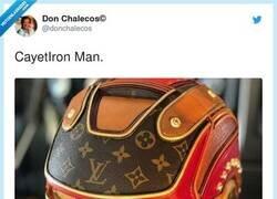 Enlace a BorjaIron Man, por @donchalecos