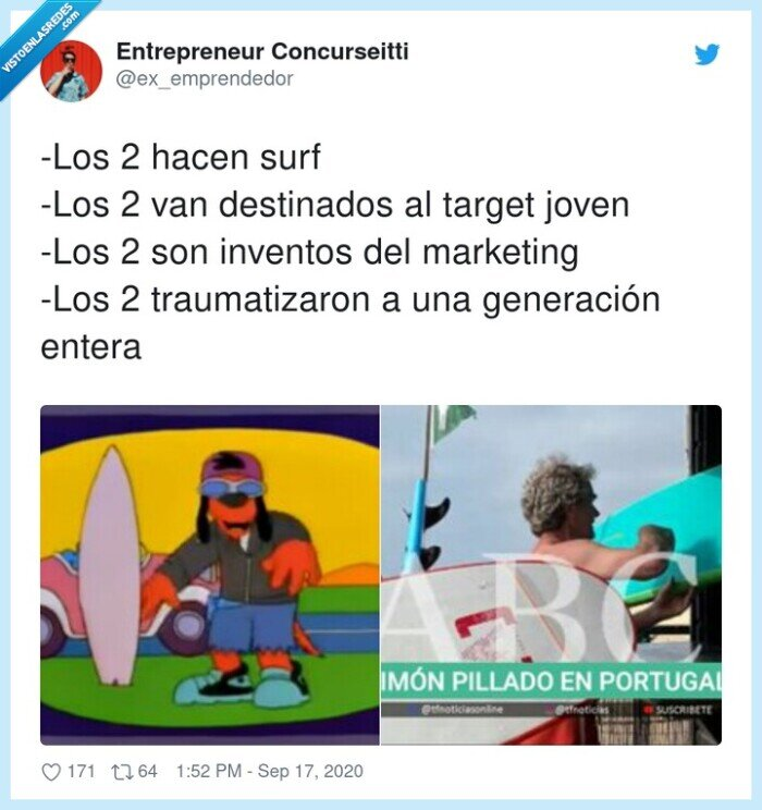generación,inventos,marketing,Poochie,traumatizar
