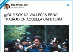 Enlace a Vaya escenas nos está dejando lo de Madrid , por @donchalecos