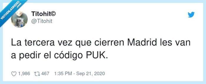 693330 - Cuando te piden el PUK sabes que estás a punto de tocar fondo, por @Titohit