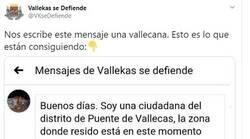 Enlace a La vergonzosa situación por la que está pasando una vallecana en su trabajo a raíz del confinamiento selectivo de Madrid, por @VKseDefiende