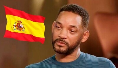 693907 - El deportista español que ha hecho llorar a Will Smith y que ya se ha convertido en un fenómeno viral mundial por su tremendo gesto