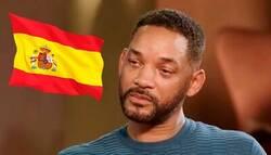 Enlace a El deportista español que ha hecho llorar a Will Smith y que ya se ha convertido en un fenómeno viral mundial por su tremendo gesto