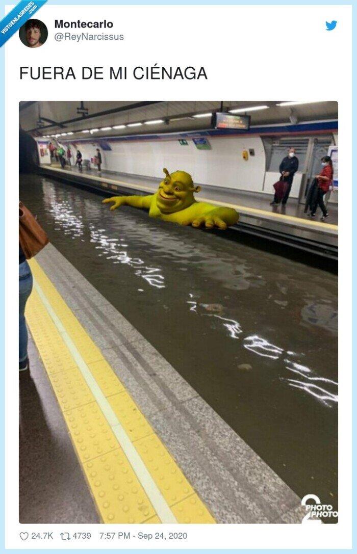 696560 - Cada vez está peor el metro de Madrid , por @ReyNarcissus
