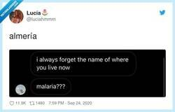 Enlace a The place to be, por @luciahmmm