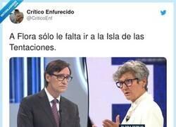Enlace a No me extraña q haya problemas con la sanidad si la única enfermera que hay en Madrid es Flora, por @CriticoEnf